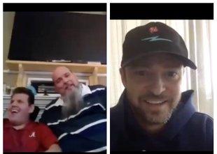 Justin Timberlake oboževalcu podaril vozilo z dostopom za invalidski voziček