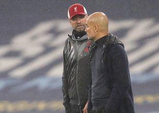 Klopp: Guardiola je najboljši trener na svetu