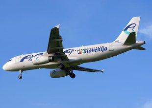 Adria Airways: Za zamude kriva tudi prenasičenost zračnega prostora