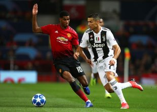 Juventus v Manchestru dobil derbi skupine, zadetek Dybale staro damo utrdil na ...