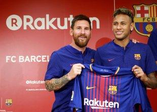 Predvolilna bitka pri Barci: Neymar spet v središču pozornosti