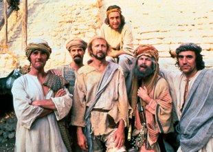 50 let norosti kolektiva Monty Python