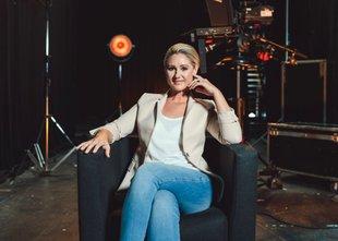 Katja Jevšek: Med odmori je najbolj zabavno, škoda, da se to ne snema