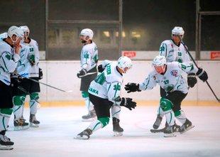Italija prva 'postaja' ljubljanskih hokejistov na evropski poti