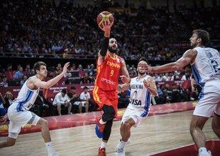 Španci v finalu SP zmleli Argentino za drugi naslov prvakov