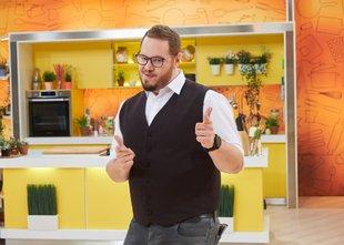 Nova sezona: kuharska oddaja Mali šef Slovenije se vrača