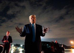 Trump očitke o davčni utaji označil za lažno novico