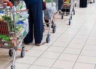 Preskrba s hrano v drugem valu epidemije ne bo ogrožena