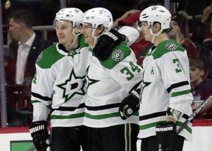 Dallasu prva tekma velikega finala lige NHL