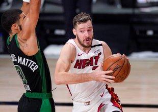 Goran Dragić o želji, da bi nadaljeval kariero v ekipi Miami Heat