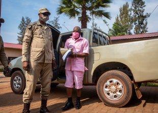 Leta 1994 v 'hotelu Ruanda' reševal življenja, danes obsojeni terorist