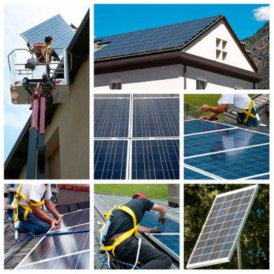 Če vas skrbita birokracija in dolgotrajnost postopka, je izgradnjo samooskrbne sončne elektrarne najbolje zaupati ponudniku, ki nudi storitev 'na ključ', in za vas uredi celoten postopek izgradnje.