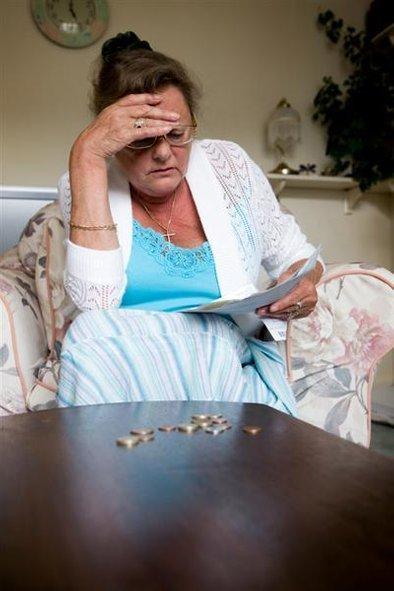 Življenjsko zavarovanje lahko prepreči močan glavobol!