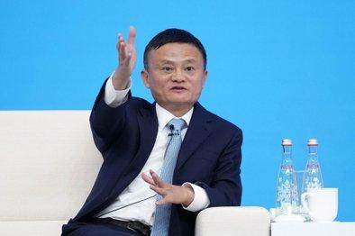 Jack Ma rad deli nasvete in lastne modrosti.