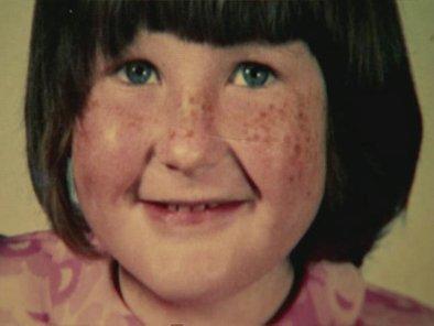 Joanne Rowling v otroških letih.