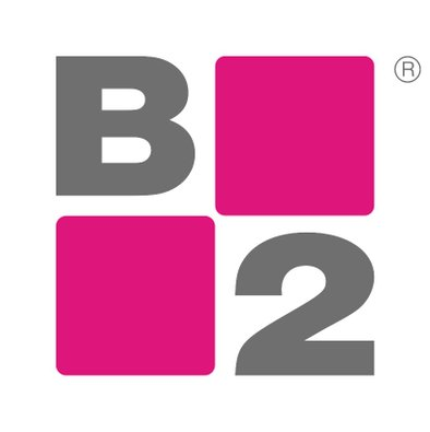 b2 logo