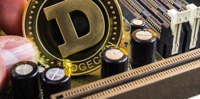Dogecoin – iz šale na račun bitcoina do več kot petih milijard