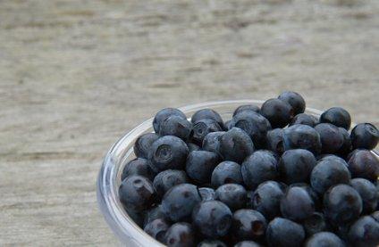 Borovnice so bogat vir antioksidantov.