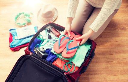 Zadnje, kar želite, je, da ostanete brez prtljage, kajne?!