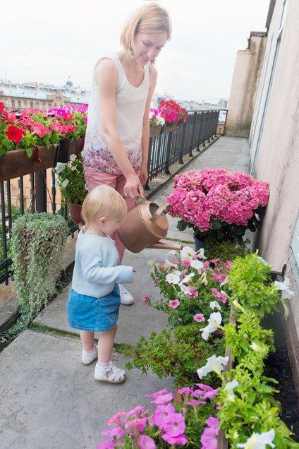 Pomembno je, da za svoje rože tudi lepo skrbite.