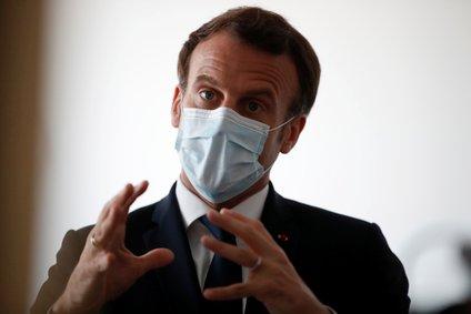 Francoski predsednik Emmanuel Macron meni, da bi morali v EU oživiti nekdaj strateško pomembne proizvodnje.