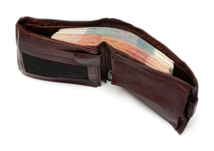 Le kam je 'pospravila' mojo denarnico?!