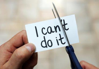 Samozavestni ljudje ne poznajo izgovorov, saj verjamejo v to, da imajo nadzor nad svojim življenjem.