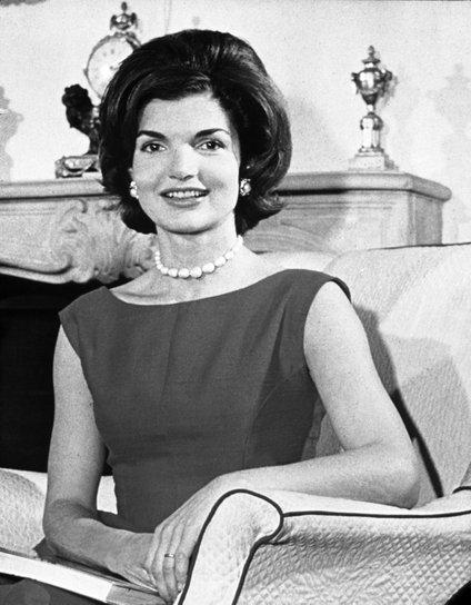 Jackie ni marala soprogove družine.