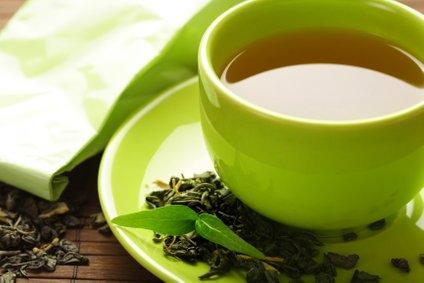 Polifenoli v zelenem čaju ščitijo vaše telo pred vnetjem.