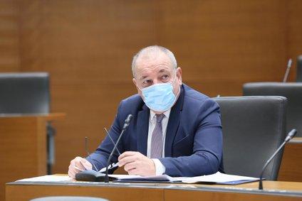 Minister za finance, Andrej Šircelj.