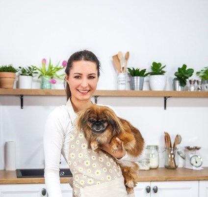 Svetovalka za prehrano psov in mačk Daša Korže, mag. inž. zoot.
