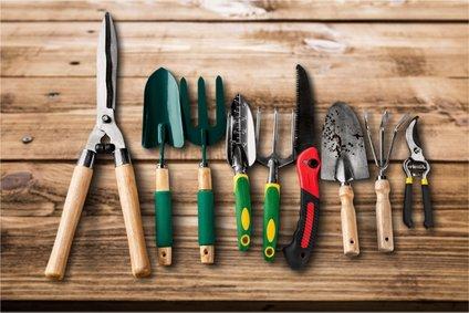 Vseeno poskrbite, da boste osnovna orodja imeli pri roki.