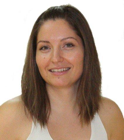 Nina Terčon, dipl. med. sestra in porodna spremljevalka