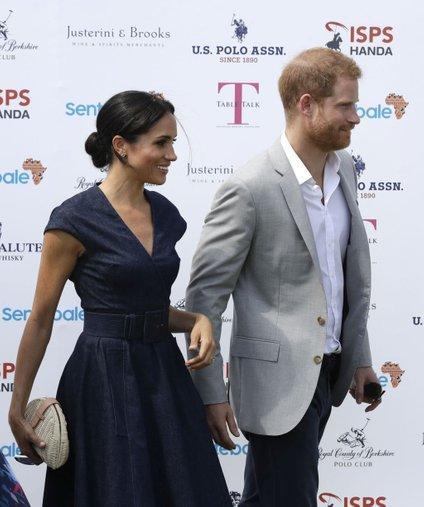 Princ Harry in Meghan ne bosta imela pravnega varstva otrok.