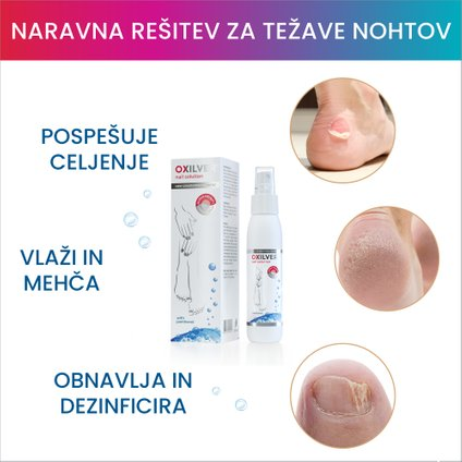 OXILVER Nail solution