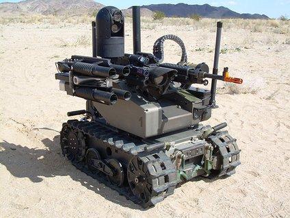 Vojni robot Maars