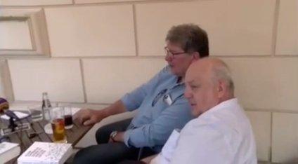 Igor Bavčar in Slavko Kmetič