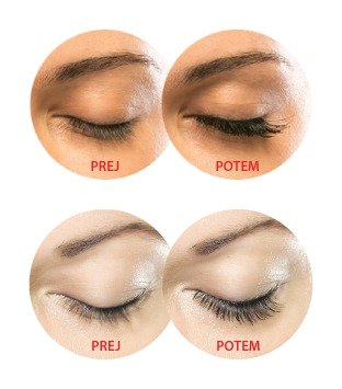 Eyelash za rast trepalnic Lux-Factor
