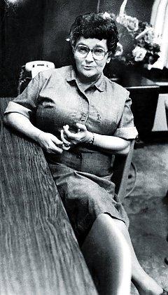 Velma Barfield je morila z arzenom.