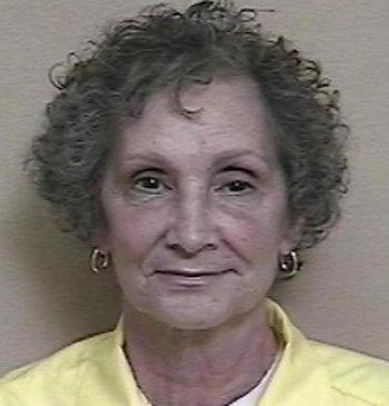Blanche Moore čaka na usmrtitev.