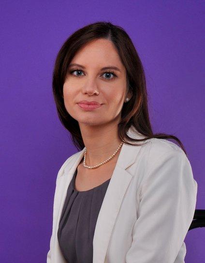 mag. Karolina Rebernik, zakonska in družinska terapevtka