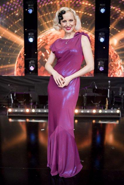 Nika je s svojimi modnimi izbirami navduševala tudi v šovu Zvezde plešejo.