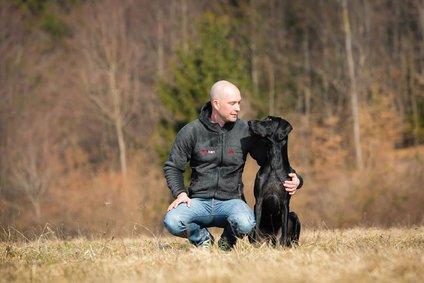Jure Pribičevič, strokovnjak za prevzgojo psov