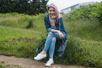 'Ko najdeš tisto, kar rad počneš, se ti samozavest poveča,' vsem svetuje Lea.