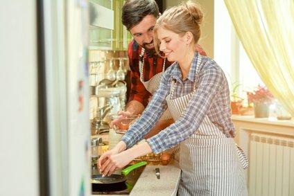 S triki si lahko močno olajšamo delo v kuhinji.
