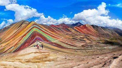 Čudoviti Peru vas pričakuje v vseh barvnih lestvicah.