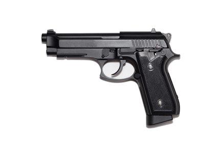 Pištola (slika je simobilična)