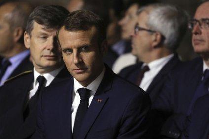 K vzpostavitvi evropskih sil je pozival že v preteklosti.