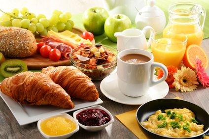 Izognite se pomarančnemu soku za zajtrk.