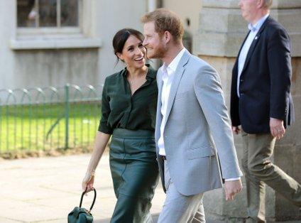 Meghan in Harry naj bi že načrtovala družino.